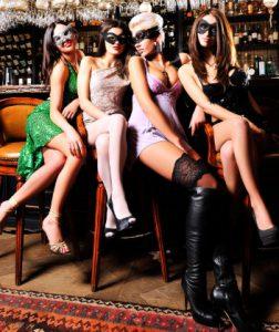 Проститутка с интим салона